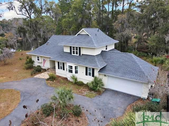18 Lake Drive, Savannah, GA 31410 (MLS #240455) :: Teresa Cowart Team