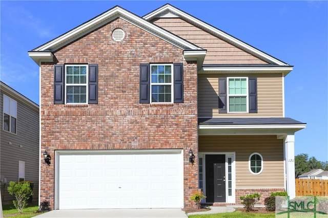 121 Calm Oak Circle, Savannah, GA 31419 (MLS #240456) :: Barker Team | RE/MAX Savannah