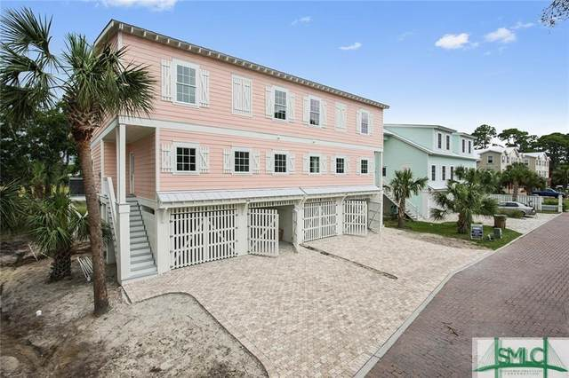 209 5th Avenue, Tybee Island, GA 31328 (MLS #240457) :: The Arlow Real Estate Group