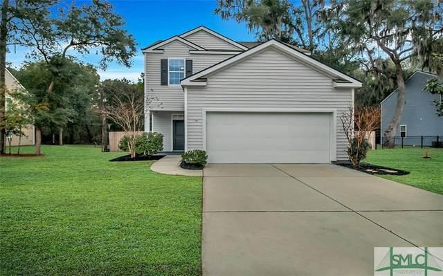 4829 Tidal Walk Drive, Beaufort, SC 29907 (MLS #240460) :: Heather Murphy Real Estate Group
