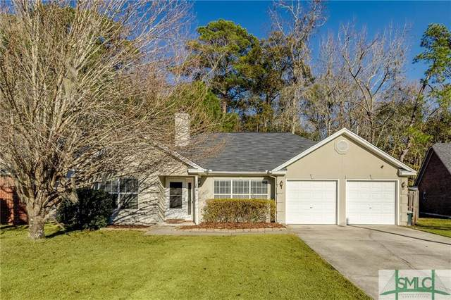 142 Dukes Way, Savannah, GA 31419 (MLS #240461) :: Team Kristin Brown | Keller Williams Coastal Area Partners