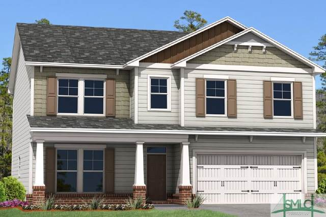 243 Lakepointe Drive, Savannah, GA 31407 (MLS #240462) :: Glenn Jones Group | Coldwell Banker Access Realty