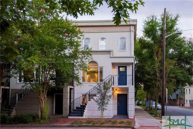 301 E Huntingdon Street, Savannah, GA 31401 (MLS #240463) :: McIntosh Realty Team