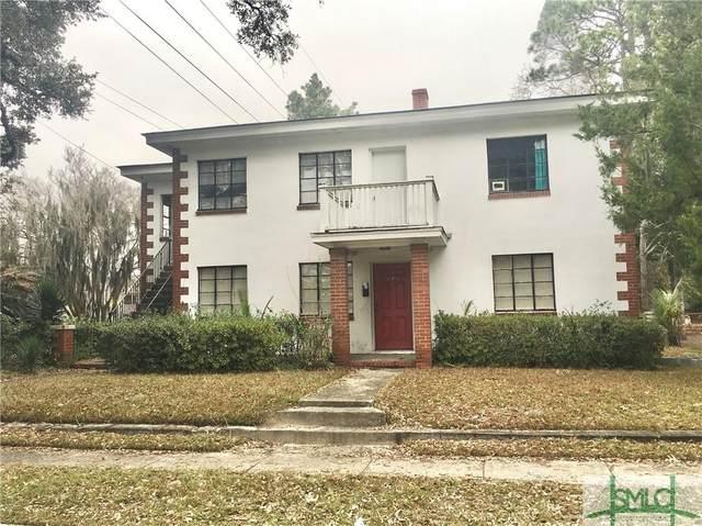 138 W 51 Street, Savannah, GA 31405 (MLS #240468) :: Barker Team | RE/MAX Savannah