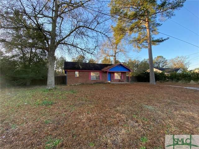 222 W Kenny Drive, Hinesville, GA 31313 (MLS #240480) :: Coastal Savannah Homes