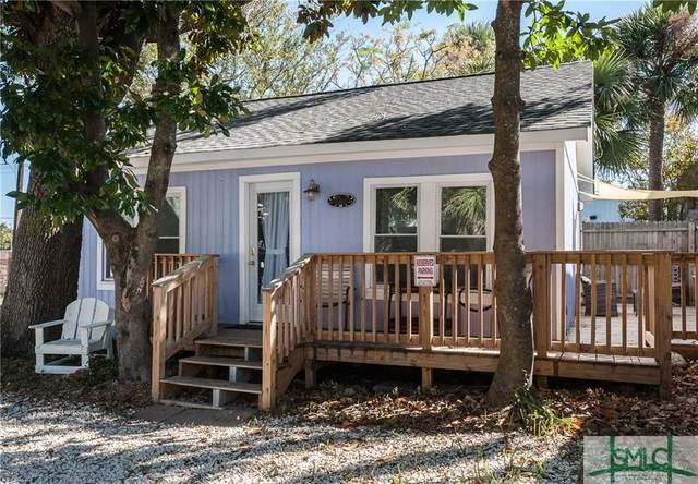 1514 Lovell Avenue, Tybee Island, GA 31328 (MLS #240485) :: The Arlow Real Estate Group