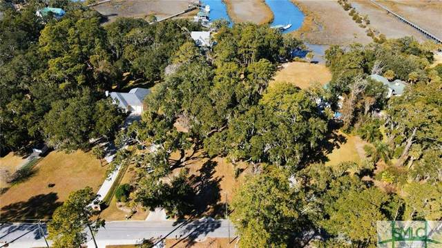 14 Morningside Drive, Savannah, GA 31410 (MLS #240487) :: Team Kristin Brown | Keller Williams Coastal Area Partners