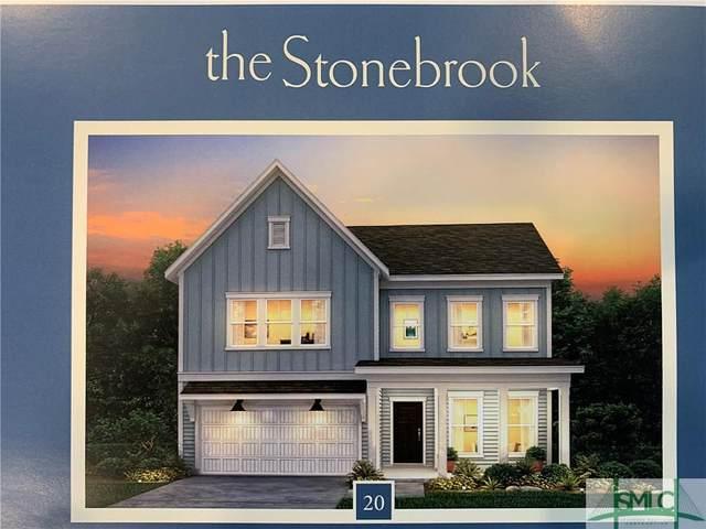 180 Calhoun Lane, Richmond Hill, GA 31324 (MLS #240490) :: Bocook Realty