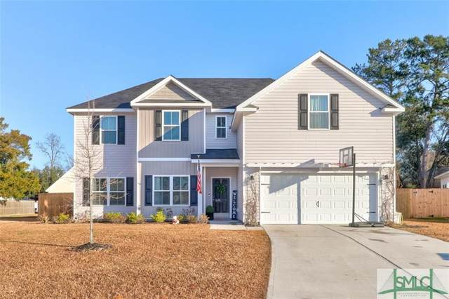 184 Sawgrass Drive, Savannah, GA 31405 (MLS #240491) :: Teresa Cowart Team