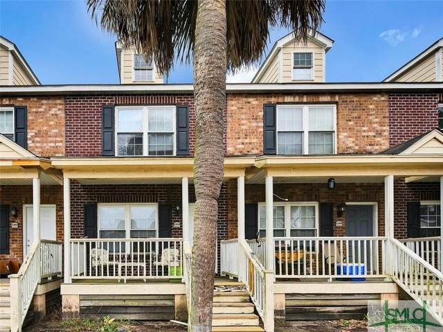 1306 Dieter Street, Savannah, GA 31404 (MLS #240494) :: Barker Team | RE/MAX Savannah