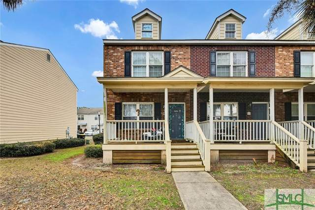 1310 Dieter Street, Savannah, GA 31404 (MLS #240496) :: Coldwell Banker Access Realty
