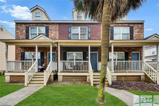 1314 Dieter Street, Savannah, GA 31404 (MLS #240498) :: Coldwell Banker Access Realty