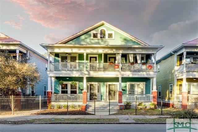 516 W 37th Street, Savannah, GA 31415 (MLS #240510) :: The Sheila Doney Team