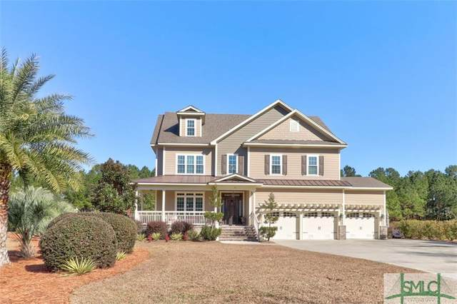 6 Grand View Court, Pooler, GA 31322 (MLS #240511) :: Team Kristin Brown | Keller Williams Coastal Area Partners