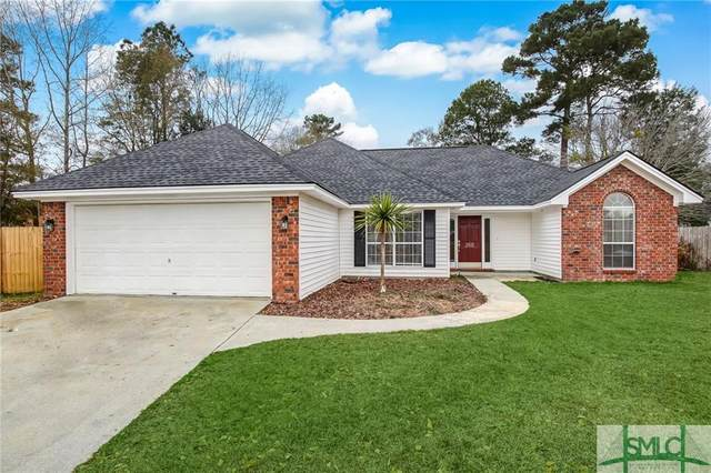 268 Teal Lake Drive, Richmond Hill, GA 31324 (MLS #240512) :: The Arlow Real Estate Group
