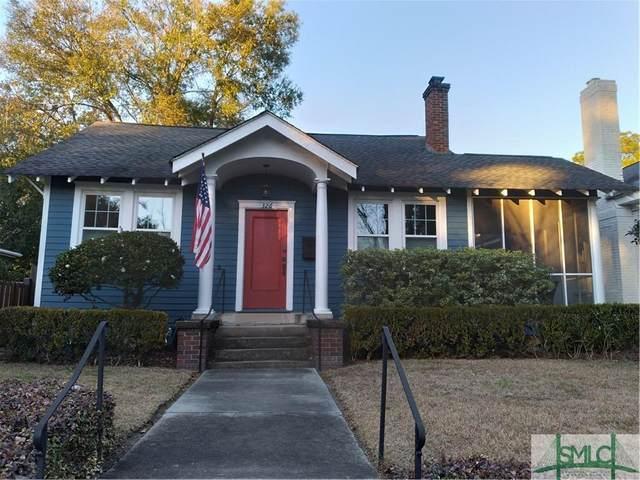 326 E 50th Street, Savannah, GA 31405 (MLS #240516) :: Keller Williams Coastal Area Partners