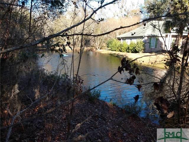 108 Sabal Lane, Savannah, GA 31405 (MLS #240517) :: Coastal Savannah Homes
