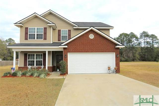 62 Clydesdale Court NE, Ludowici, GA 31316 (MLS #240520) :: Keller Williams Realty-CAP