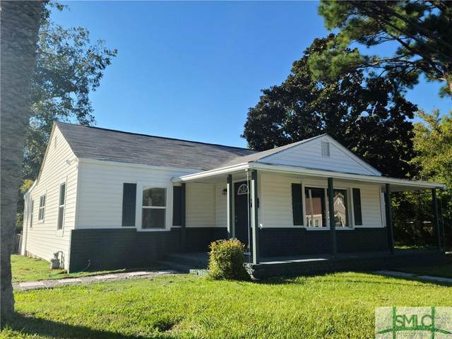 1801 Ash Street, Savannah, GA 31404 (MLS #240531) :: Team Kristin Brown | Keller Williams Coastal Area Partners