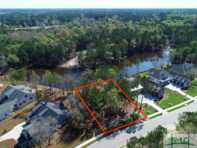 196 Wood Haven Lane, Pooler, GA 31322 (MLS #240538) :: Heather Murphy Real Estate Group