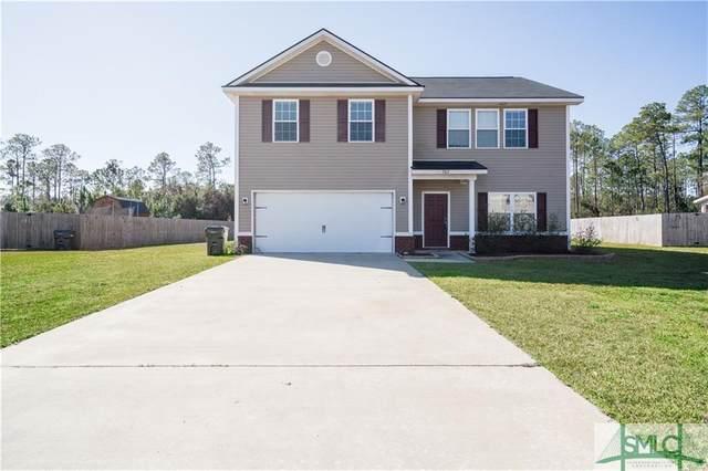 363 Owens Street NE, Ludowici, GA 31316 (MLS #240539) :: The Arlow Real Estate Group