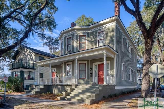 2501 Barnard Street, Savannah, GA 31401 (MLS #240546) :: Coastal Savannah Homes