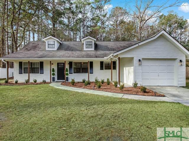 205 Miner Drive, Richmond Hill, GA 31324 (MLS #240548) :: Bocook Realty