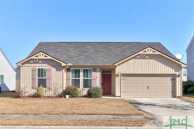 115 Windchime Court, Guyton, GA 31312 (MLS #240558) :: Team Kristin Brown | Keller Williams Coastal Area Partners