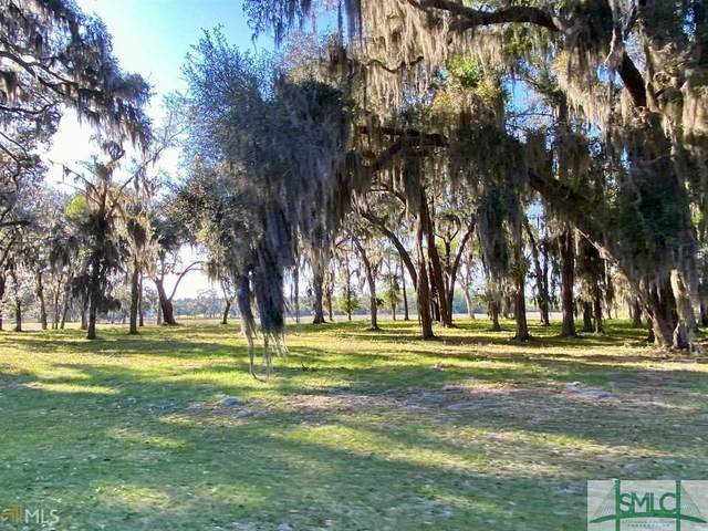 0 Marsh View Drive, Shellman Bluff, GA 31331 (MLS #240560) :: McIntosh Realty Team