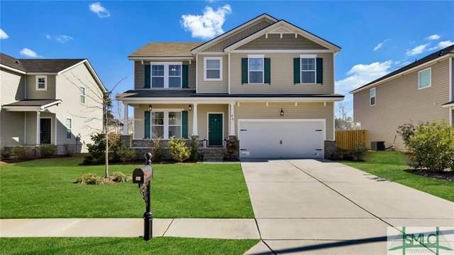 68 Dunnoman Drive, Savannah, GA 31419 (MLS #240573) :: Bocook Realty