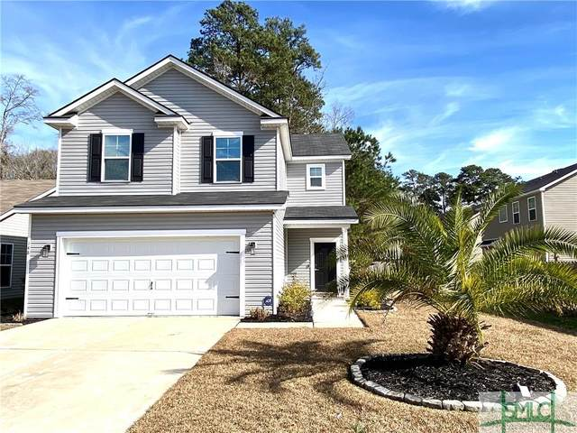 148 Calm Oak Circle, Savannah, GA 31419 (MLS #240575) :: Team Kristin Brown | Keller Williams Coastal Area Partners
