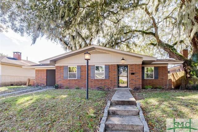 1445 E 41st Street, Savannah, GA 31404 (MLS #240582) :: Heather Murphy Real Estate Group