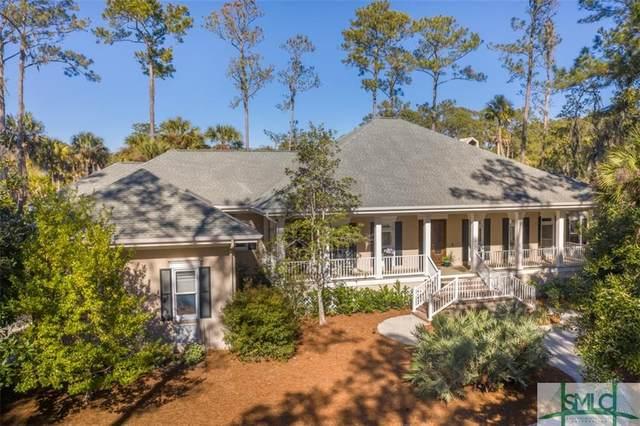 73 Peregrine Crossing, Savannah, GA 31411 (MLS #240583) :: The Arlow Real Estate Group