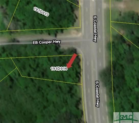 0 Sw Corner Of Eb Cooper & S Coastal Hwy, Riceboro, GA 31323 (MLS #240595) :: Keller Williams Coastal Area Partners