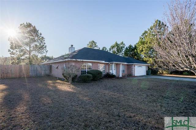 1834 Lawnwoods Drive, Hinesville, GA 31313 (MLS #240601) :: Keller Williams Coastal Area Partners