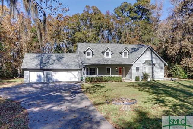 134 Wild Heron Road, Savannah, GA 31419 (MLS #240607) :: Heather Murphy Real Estate Group