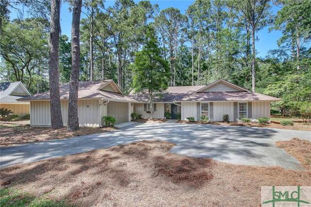 6 Shaftesbury Lane, Savannah, GA 31411 (MLS #240616) :: Team Kristin Brown | Keller Williams Coastal Area Partners