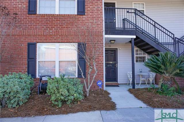 310 Tibet Avenue #53, Savannah, GA 31406 (MLS #240619) :: McIntosh Realty Team