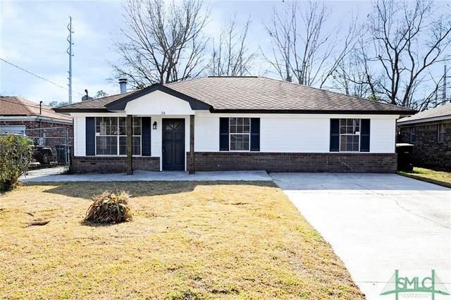 34 Liberty Heights Drive, Savannah, GA 31405 (MLS #240621) :: Keller Williams Coastal Area Partners
