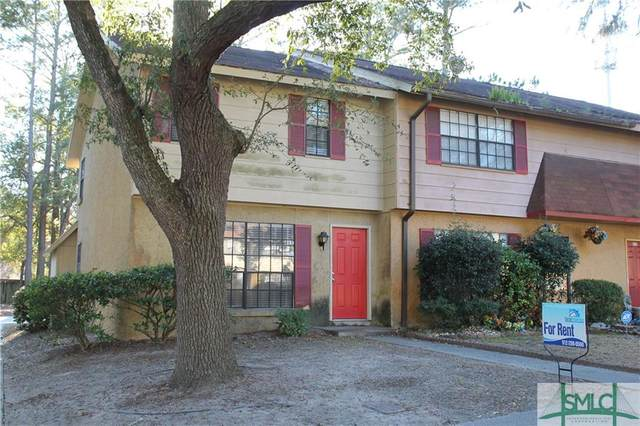 815 Tibet Avenue, Savannah, GA 31406 (MLS #240623) :: Team Kristin Brown | Keller Williams Coastal Area Partners