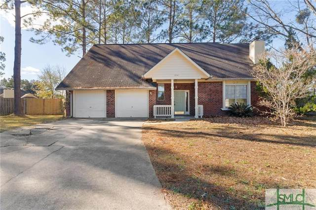 1954 Woking Court, Hinesville, GA 31313 (MLS #240629) :: Keller Williams Coastal Area Partners
