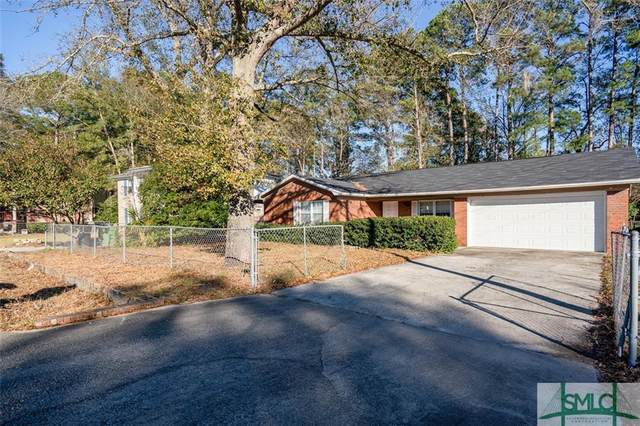 636 Parker Drive, Hinesville, GA 31313 (MLS #240636) :: Teresa Cowart Team