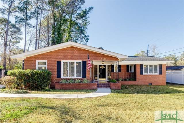 5503 Camelot Drive, Savannah, GA 31405 (MLS #240639) :: RE/MAX All American Realty