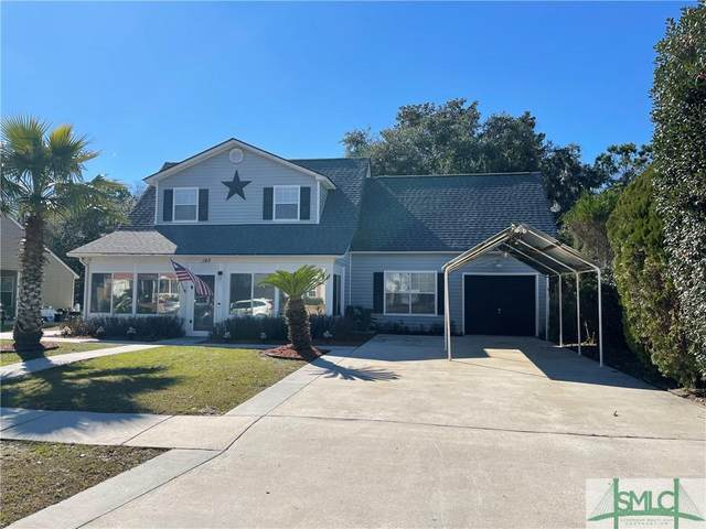 145 Laurel Green Court, Savannah, GA 31419 (MLS #240643) :: Team Kristin Brown | Keller Williams Coastal Area Partners