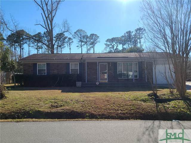 319 W Whatley Street, Pooler, GA 31322 (MLS #240644) :: Bocook Realty