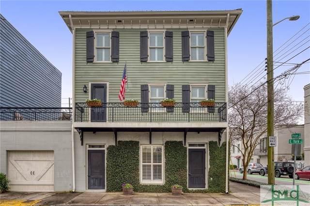 503 E York Street, Savannah, GA 31401 (MLS #240645) :: The Arlow Real Estate Group