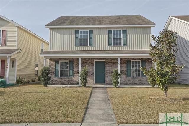 91 Ristona Drive, Savannah, GA 31419 (MLS #240652) :: RE/MAX All American Realty
