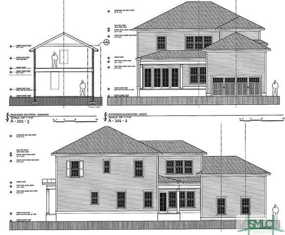 721 E Victory Drive, Savannah, GA 31405 (MLS #240653) :: Heather Murphy Real Estate Group