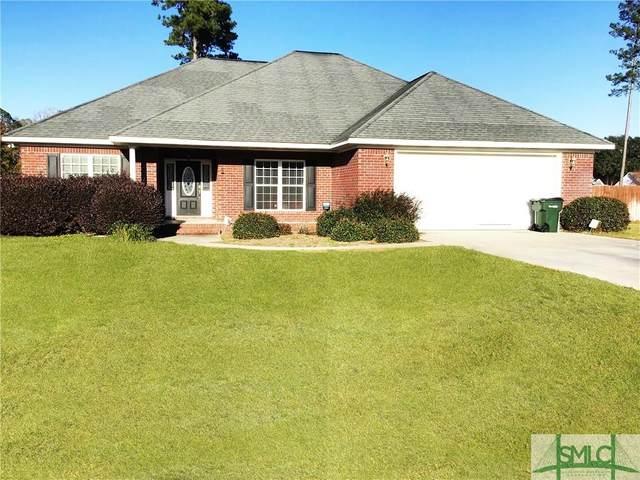 31 Thornbush Court NE, Ludowici, GA 31316 (MLS #240656) :: Heather Murphy Real Estate Group