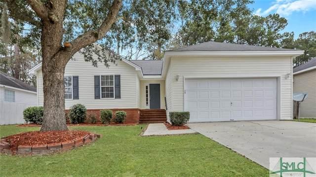 122 Wimbledon Drive, Savannah, GA 31419 (MLS #240657) :: Heather Murphy Real Estate Group